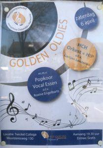 Hengelose Christelijke Harmonie concert 'Golden Oldies' @ Twickelcollege
